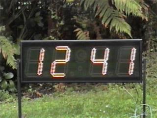 Clock & Temperature