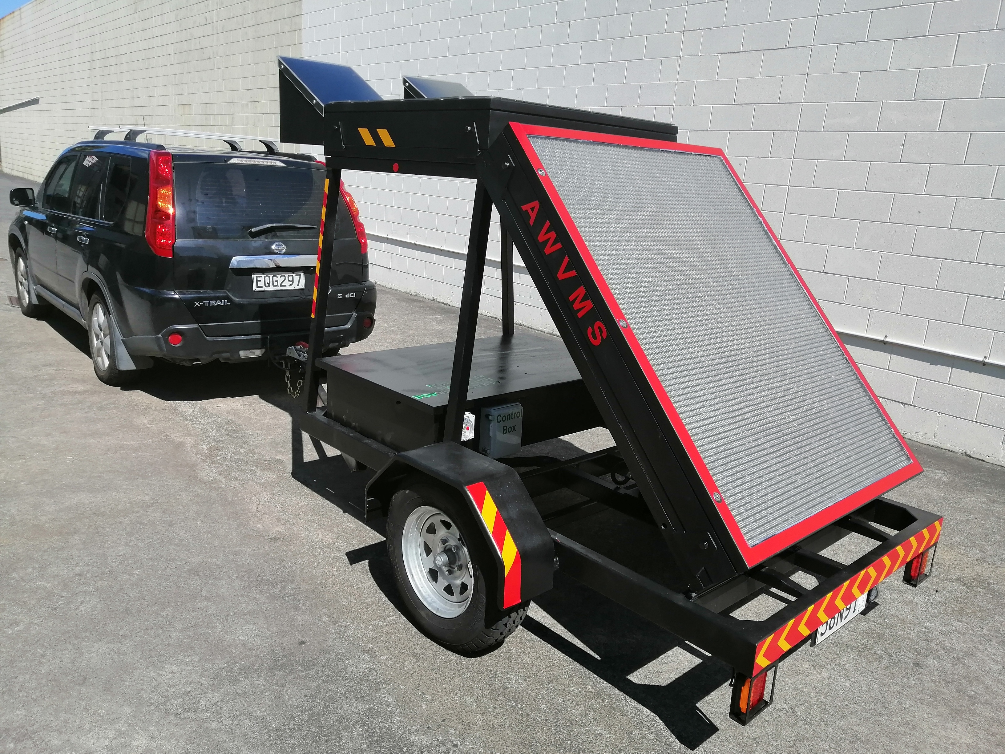 VMS Trailers